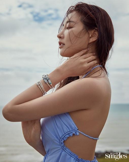 cựu Hoa hậu Hàn Quốc Kim Sarang - ảnh 5