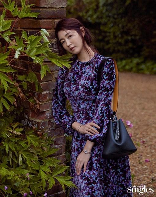 cựu Hoa hậu Hàn Quốc Kim Sarang - ảnh 11