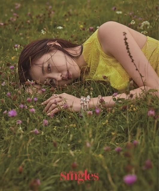 cựu Hoa hậu Hàn Quốc Kim Sarang - ảnh 7