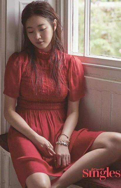 cựu Hoa hậu Hàn Quốc Kim Sarang - ảnh 9