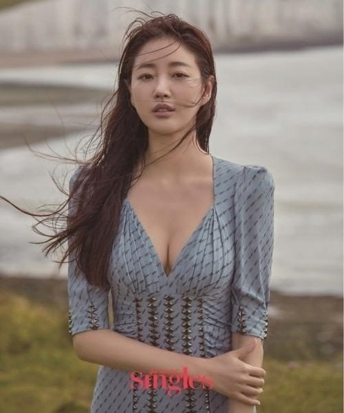 cựu Hoa hậu Hàn Quốc Kim Sarang - ảnh 6