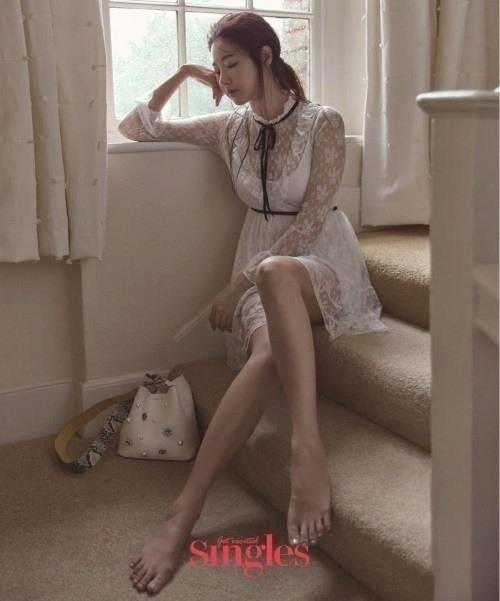 cựu Hoa hậu Hàn Quốc Kim Sarang - ảnh 10