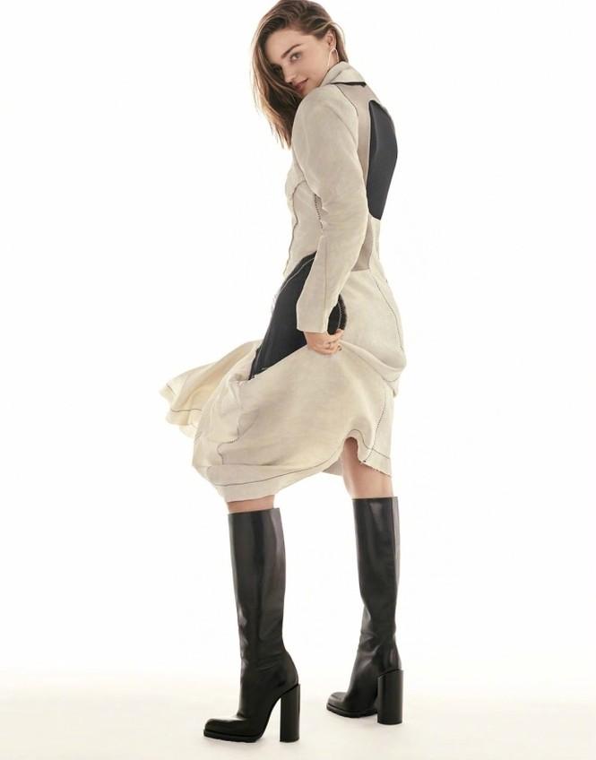 Miranda Kerr đẹp mặn mà sau khi kết hôn người tình trẻ - ảnh 7