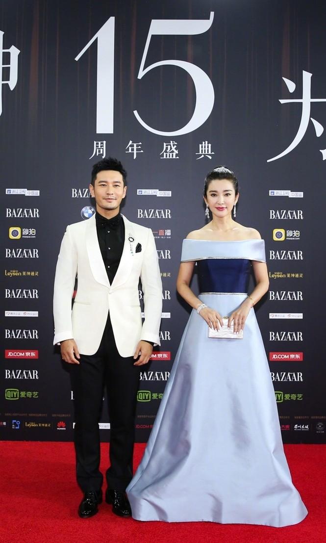 Dàn mỹ nhân Hoa ngữ rực rỡ, vợ chồng Lâm Tâm Như ôm eo tình tứ - ảnh 2