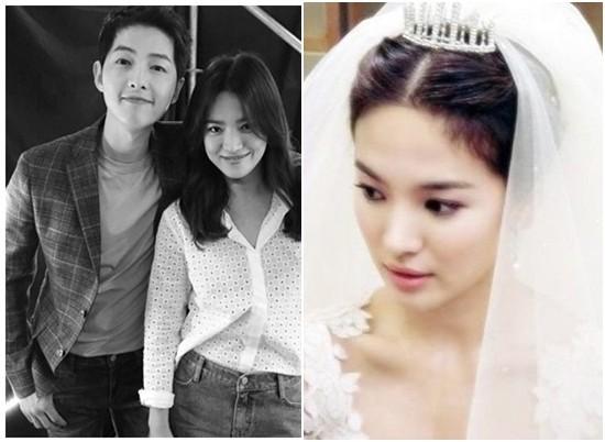 Hé lộ địa điểm chụp ảnh cưới long lanh của cặp đôi Song Song - ảnh 1