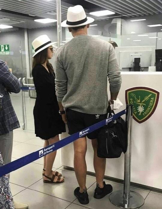 Kim Tae Hee được chồng đưa đi nghỉ ở Ý trước khi sinh con - ảnh 1