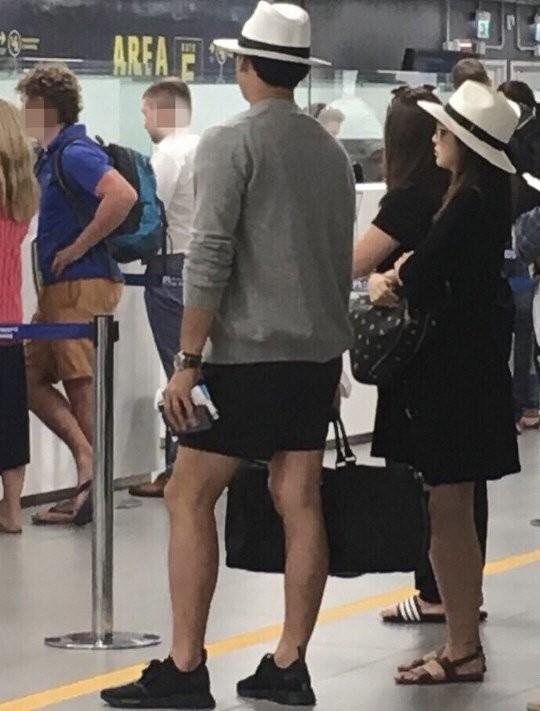 Kim Tae Hee được chồng đưa đi nghỉ ở Ý trước khi sinh con - ảnh 2