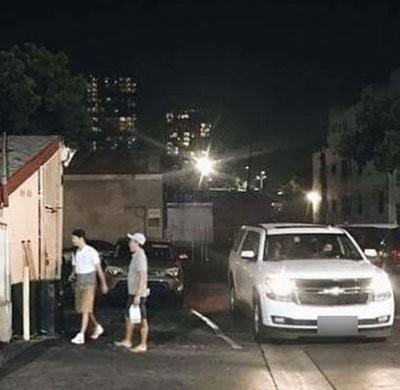 Hậu chụp ảnh cưới, Song Joong Ki và Song Hye Kyo trở về từ Mỹ - ảnh 2