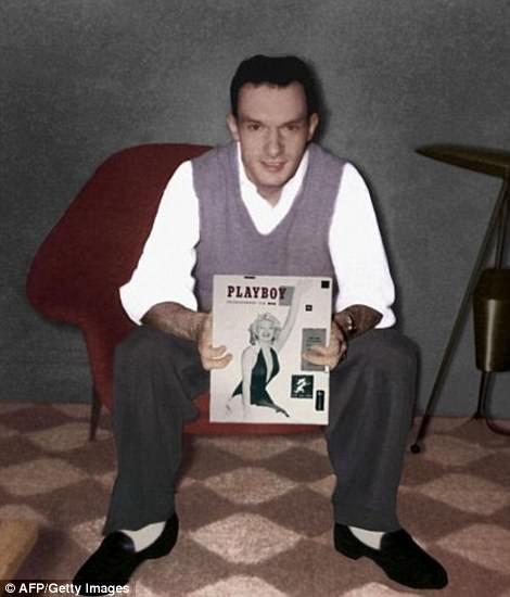 Hồ sơ tình ái rực rỡ của quý ông đào hoa làm chủ đế chế Playboy - ảnh 1