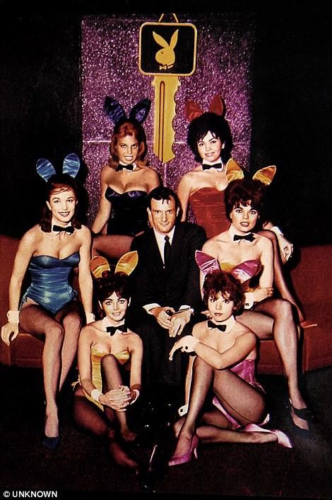 Hồ sơ tình ái rực rỡ của quý ông đào hoa làm chủ đế chế Playboy - ảnh 4
