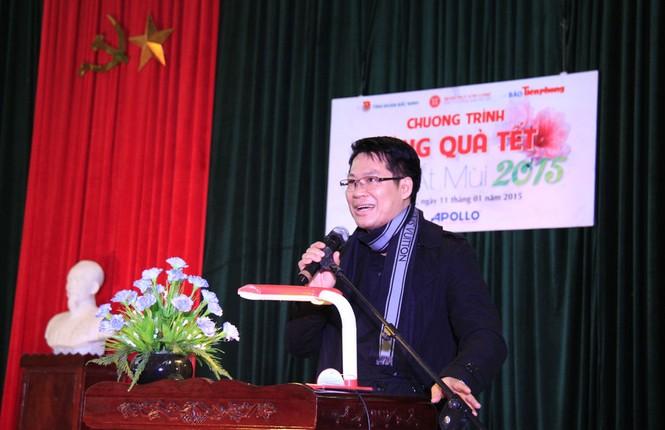 Tặng quà Tết cho người nghèo ở Bắc Ninh - ảnh 3