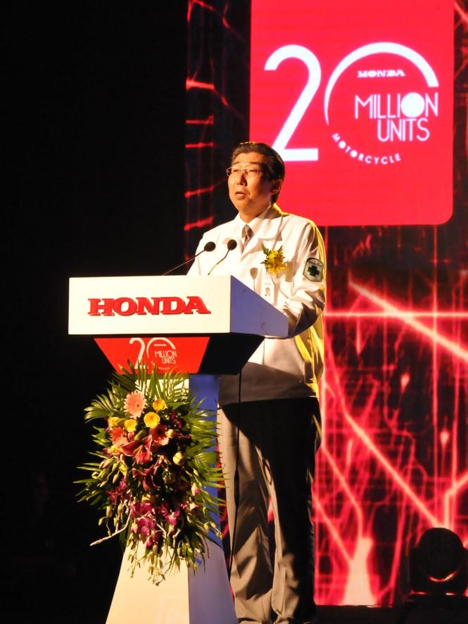 Honda Việt Nam cam kết đầu tư lâu dài, bền vững tại Việt Nam - ảnh 3