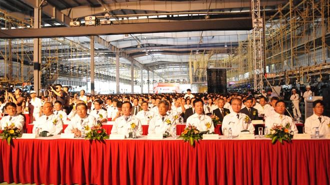 Honda Việt Nam cam kết đầu tư lâu dài, bền vững tại Việt Nam - ảnh 1