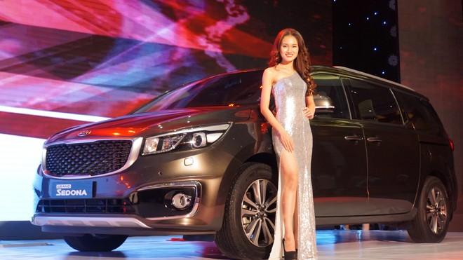 THACO ra mắt mẫu xe sedan thành công nhất toàn cầu - ảnh 9