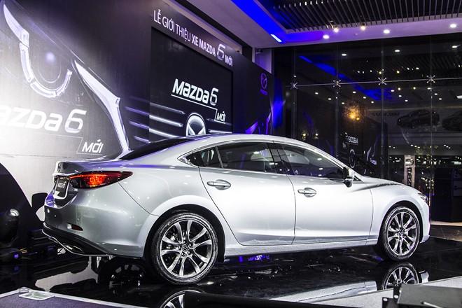 Tiêu thụ hơn 7.000 xe, Thaco tiếp tục trình làng Mazda 6 mới - ảnh 1