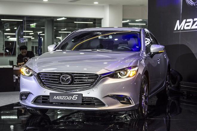 Tiêu thụ hơn 7.000 xe, Thaco tiếp tục trình làng Mazda 6 mới - ảnh 2