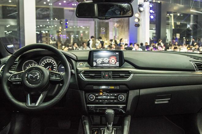 Tiêu thụ hơn 7.000 xe, Thaco tiếp tục trình làng Mazda 6 mới - ảnh 4