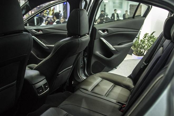 Tiêu thụ hơn 7.000 xe, Thaco tiếp tục trình làng Mazda 6 mới - ảnh 5