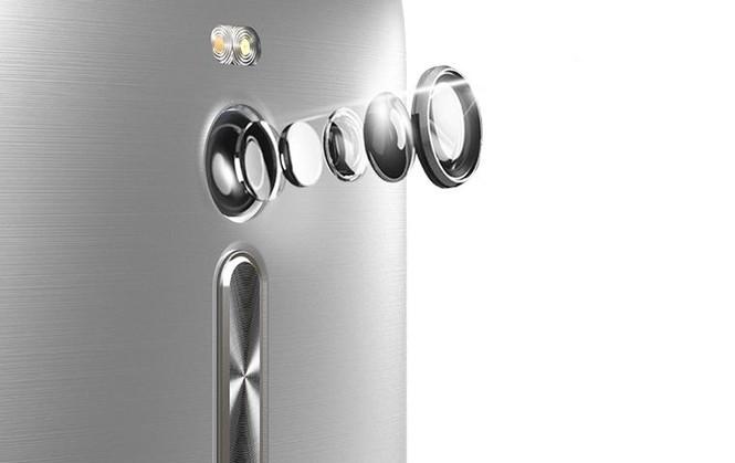 Những điểm mới trên Asus ZenFone 2 - ảnh 5