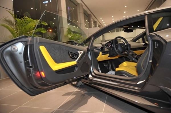 'Siêu bò' Lamborghini Aventador lộ giá bán tại Việt Nam - ảnh 1