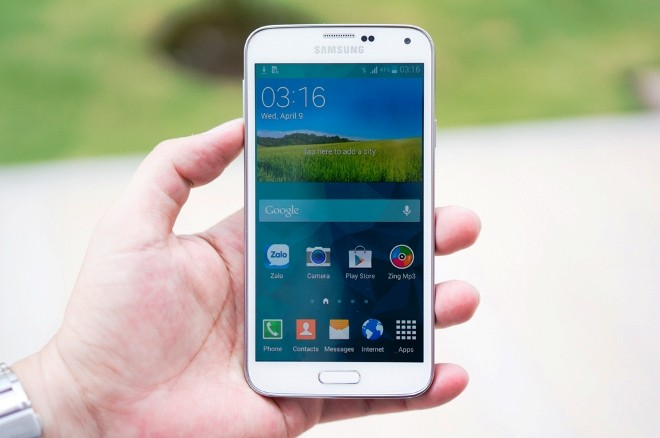 Rộ tin Samsung 'thôn tính' BlackBerry - ảnh 1