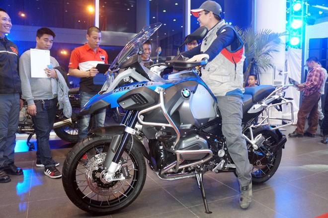 BMW bán 8 mẫu xe motor ở thị trường Việt - ảnh 9