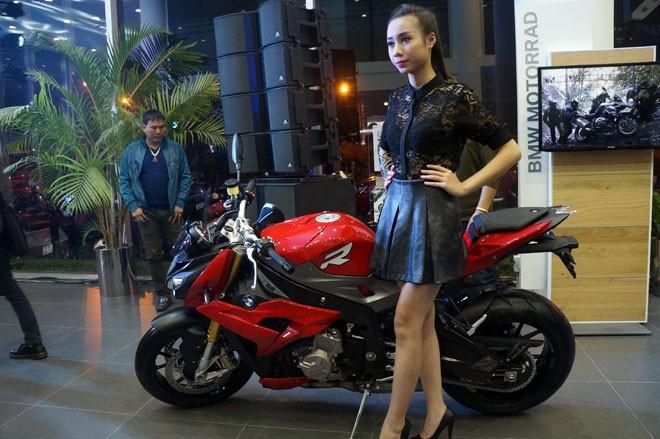 BMW bán 8 mẫu xe motor ở thị trường Việt - ảnh 3