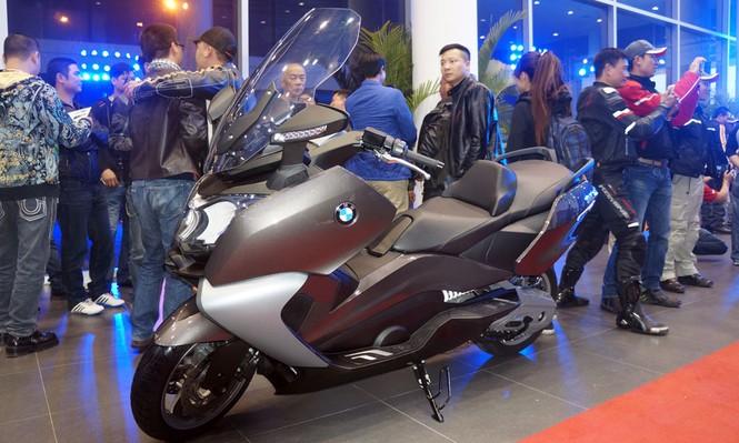 BMW bán 8 mẫu xe motor ở thị trường Việt - ảnh 11