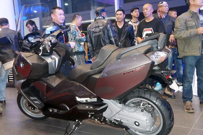 BMW bán 8 mẫu xe motor ở thị trường Việt - ảnh 12