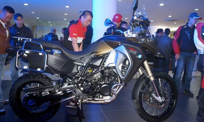BMW bán 8 mẫu xe motor ở thị trường Việt - ảnh 5