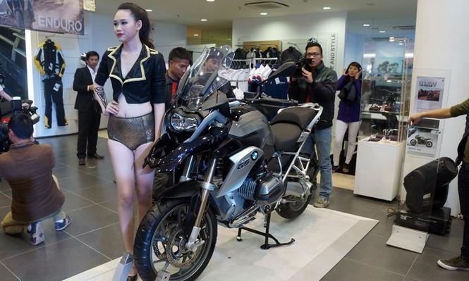 BMW bán 8 mẫu xe motor ở thị trường Việt - ảnh 7