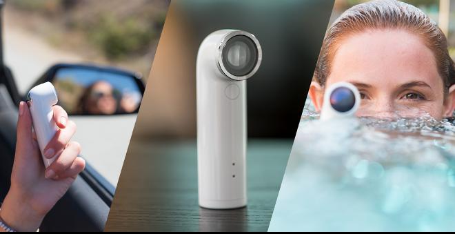 Camera siêu độc đáo của HTC tới Việt Nam, giá 4,3 triệu  - ảnh 1