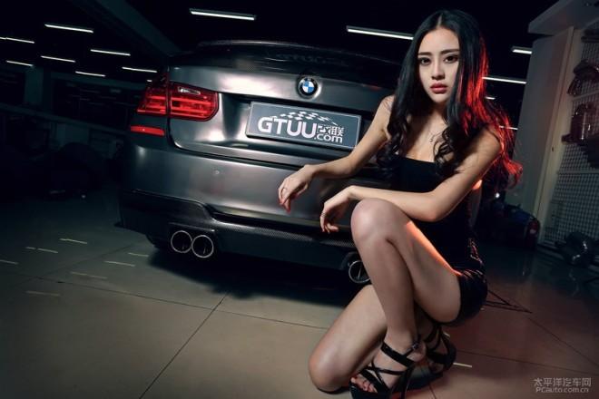 Loạn nhịp tim với mỹ nhân bên xế sang BMW - ảnh 7