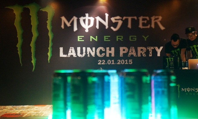 'Quái vật' Monster Energy tới Hà Nội - ảnh 2