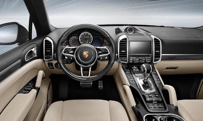 Cayenne Turbo S mới, vua SUV hạng sang giá 8,8 tỷ đồng - ảnh 3