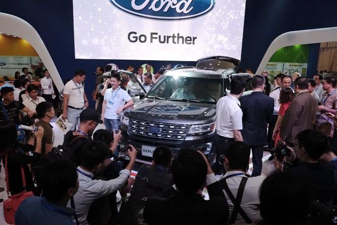 Ford Exploder có gì để chinh phục thị trường Việt? - ảnh 1