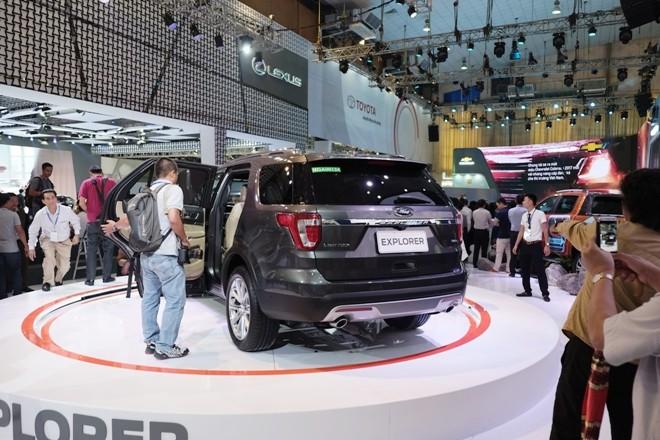 Ford Exploder có gì để chinh phục thị trường Việt? - ảnh 3