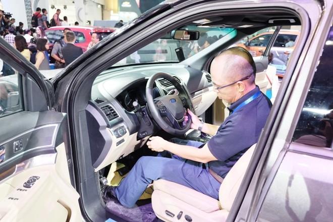 Ford Exploder có gì để chinh phục thị trường Việt? - ảnh 4
