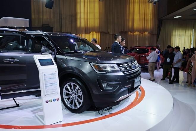 Ford Exploder có gì để chinh phục thị trường Việt? - ảnh 2