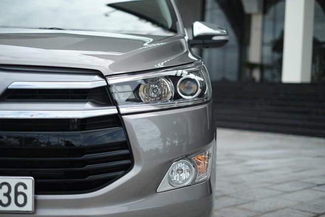 Toyota Innova 2016 hướng đến phân khúc MPV gia đình - ảnh 1