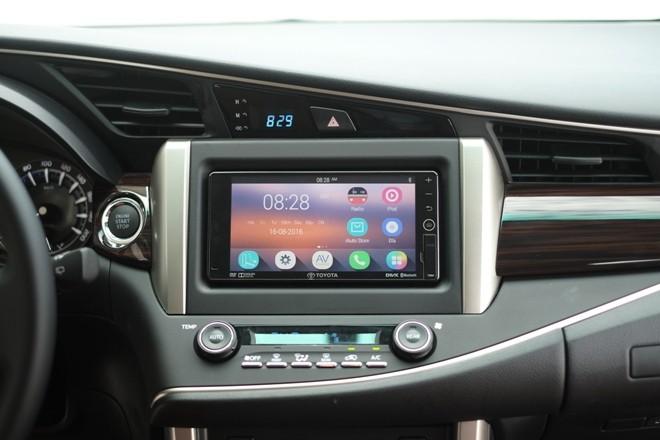 Toyota Innova 2016 hướng đến phân khúc MPV gia đình - ảnh 4