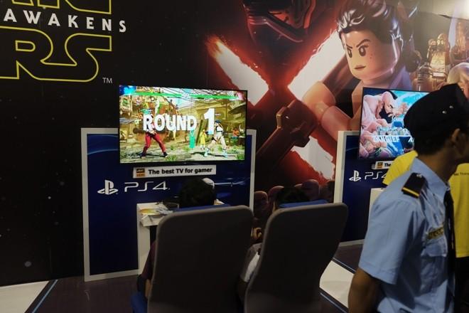 Sony Show tập trung vào giải trí - ảnh 2