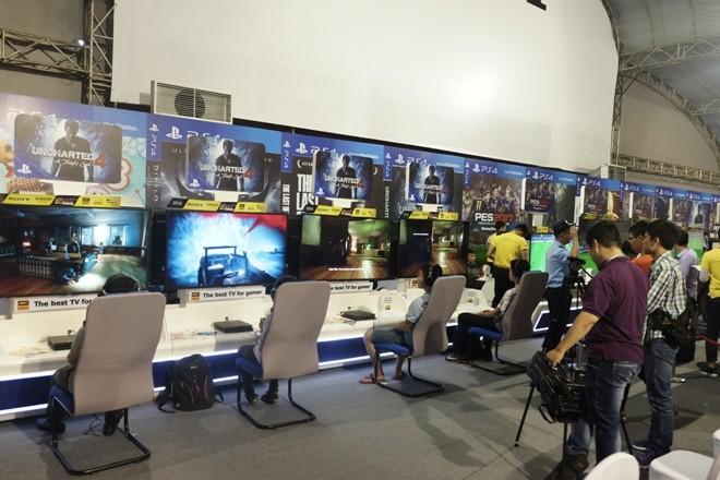 Sony Show tập trung vào giải trí - ảnh 3