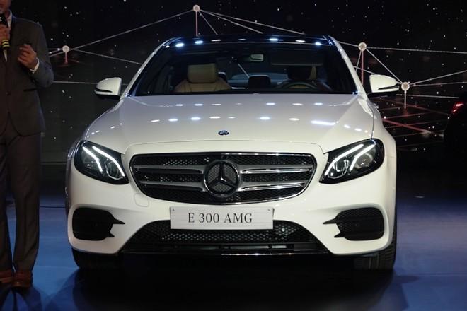 Mercedes-Benz E-class thế hệ mới về Việt Nam có gì nổi bật? - ảnh 2