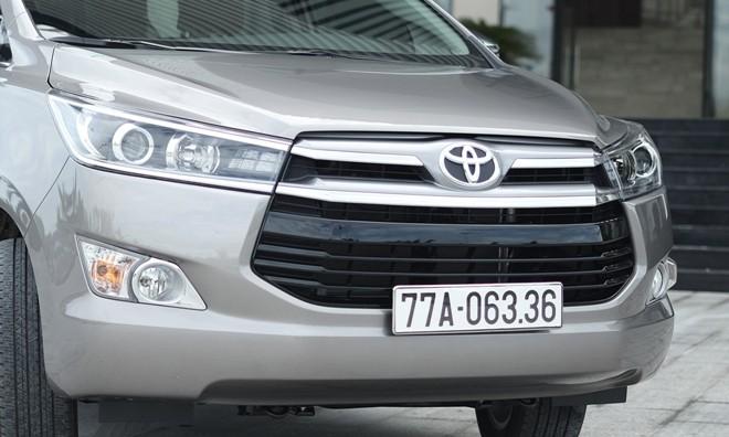 [Đánh giá] Toyota Innova 2016: Tài sắc có vẹn toàn? - ảnh 1