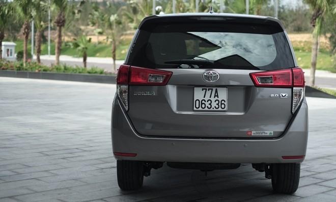 [Đánh giá] Toyota Innova 2016: Tài sắc có vẹn toàn? - ảnh 8