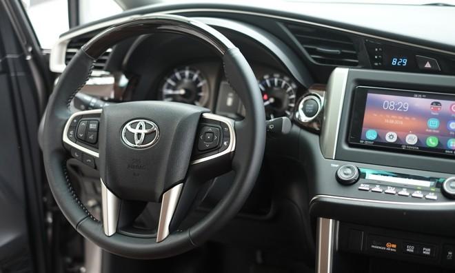 [Đánh giá] Toyota Innova 2016: Tài sắc có vẹn toàn? - ảnh 2