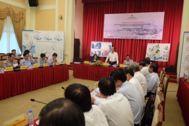 Bộ Xây dựng tìm giải pháp chống ngập cho TPHCM - ảnh 1