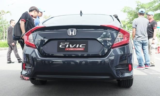 Khám phá VTEC Turbo – vũ khí mới của Honda Civic - ảnh 5