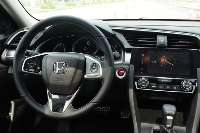 Khám phá VTEC Turbo – vũ khí mới của Honda Civic - ảnh 7